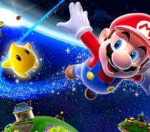 Mario vola tra i pianeti nella cover di Super Mario Galaxy