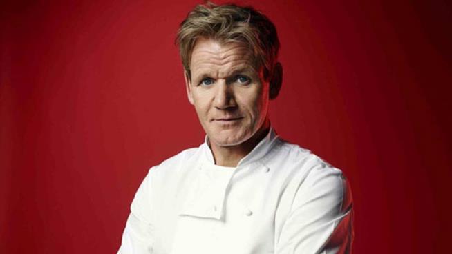 Gordon Ramsay è diventato vegano?