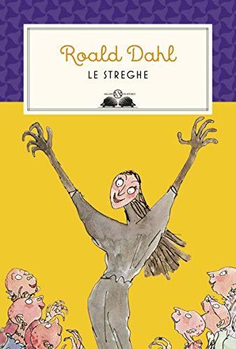 La copertina del romanzo di Roald Dahl