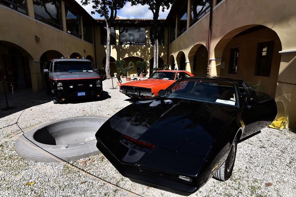 Le automobili delle serie TV