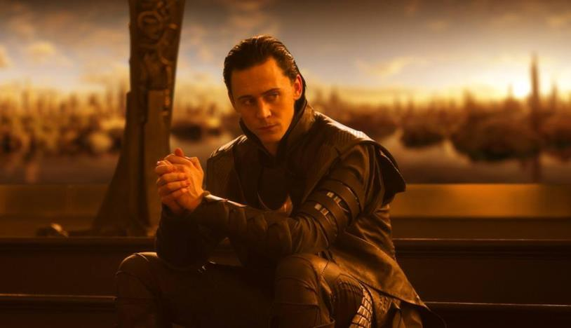 Tom Hiddleston, nei panni di Loki nel MCU