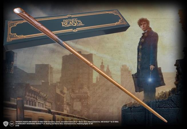 Immagine della bacchetta magica di Newt