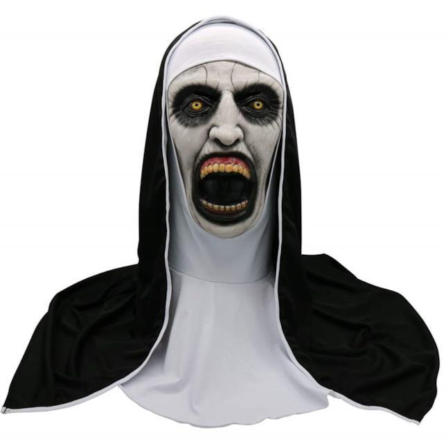 La maschera di The Nun