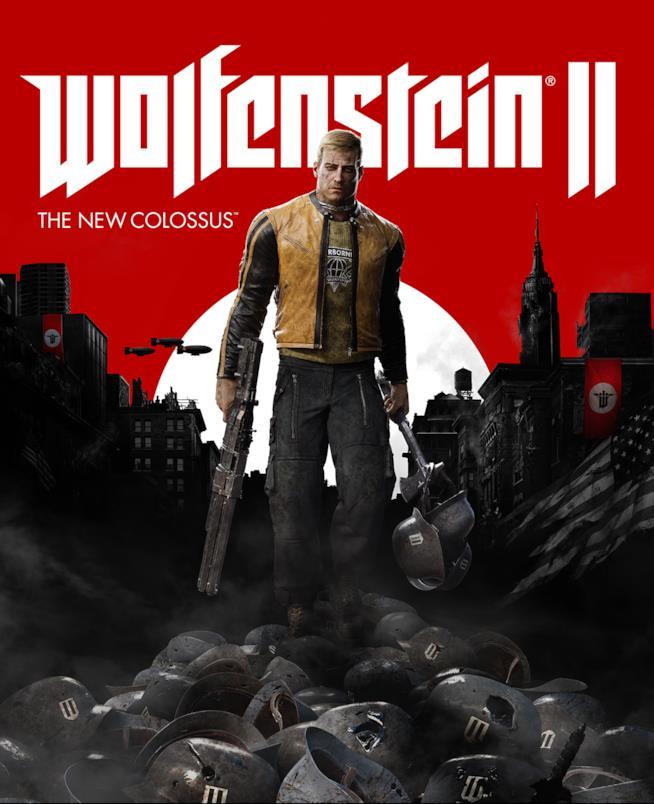 Wolfenstein II: The New Colossus per PC, PS4 e Xbox One