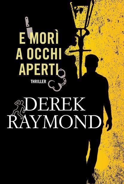 Fanucci pubblica il terzo volume della serie Factory di Derek Raymond