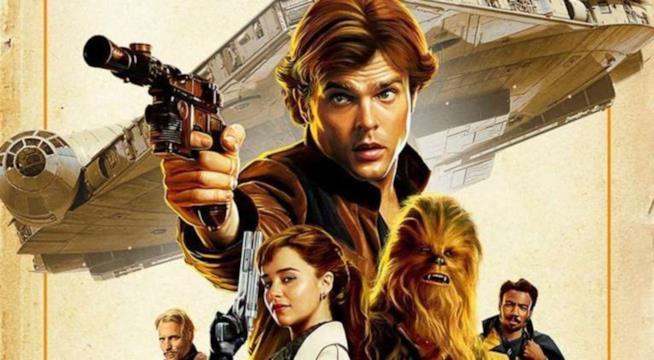 Han Solo sta per tornare al cinema