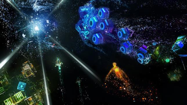 Rez Infinite unisce musica, suoni e ritmo in VR