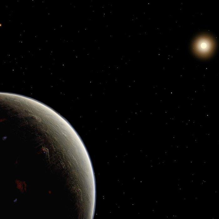 Il possibile aspetto del pianeta Vulcano