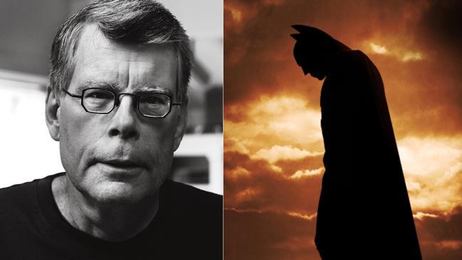 Stephen King e Batman
