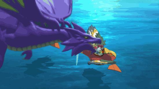 Gli eroi di Ni No Kuni 2: Il Destino di un Regno in GIF