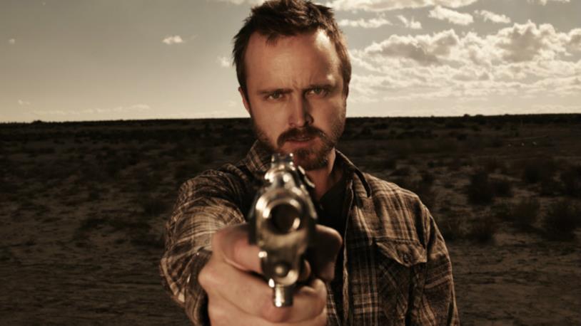 Jesse Pinkman, protagonista di Breaking Bad