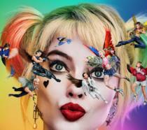 Il volto di Harley Quinn nel nuovo poster di Birds of Prey