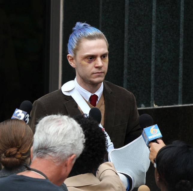 Quale sarà il personaggio di Evan Peters in American Horror Story 7?