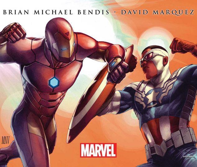 Iron Man contro Capitan America in Civil War II
