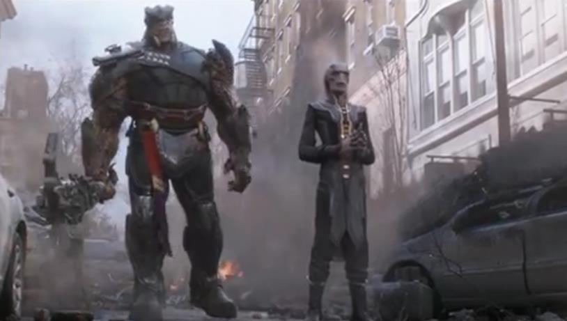 Cull Obsidian nasconde un easter egg di Captain Marvel?