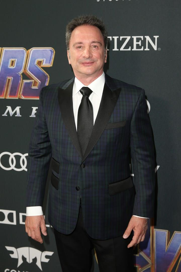 Louis D'Esposito  alla prima di Avengers: Endgame