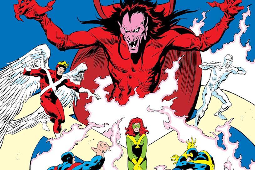 Mefisto, villain demoniaco Marvel
