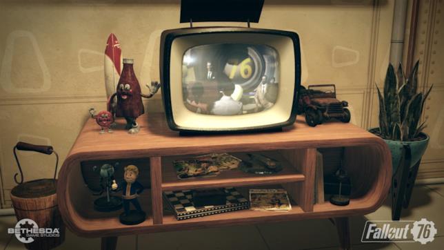 Fallout 76 debutterà nei negozi a novembre