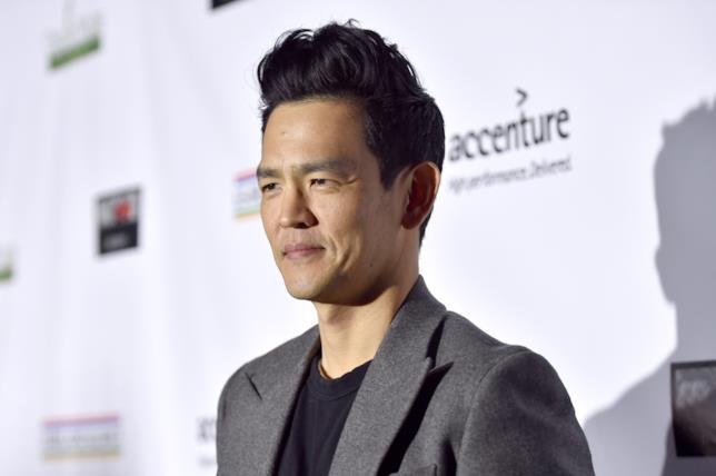 L'attore John Cho
