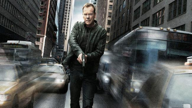Jack Bauer alias Kiefer Sutherland