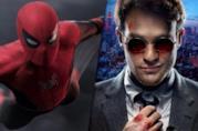 Spider-Man (Tom Holland) e Daredevil (Charlie Cox)