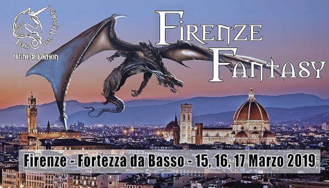 Poster di Firenze Fantasy