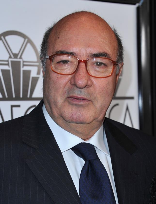 Dante Ferretti in primo piano
