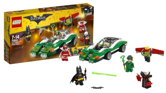 LEGO Batman - La macchina dell'Enigmista
