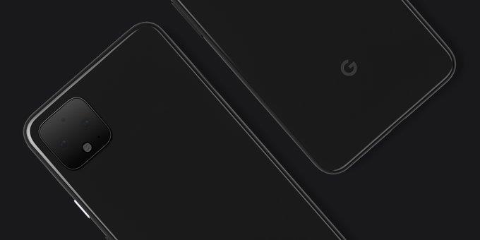La prima immagina ufficiale di Pixel 4 condivisa da Google