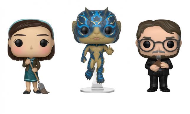 I personaggi di Guillermo del Toro in versione POP
