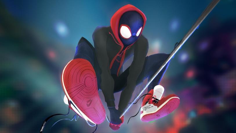Spider-Man: Into the Spider-Verse uscirà a Natale