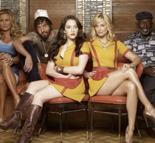 2 Broke Girls: la sitcom che rompe le regole