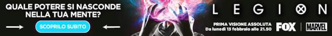 Legion: scopri il tuo potere psichico