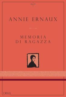 La copertina dell'ultimo romanzo di Annie Ernaux