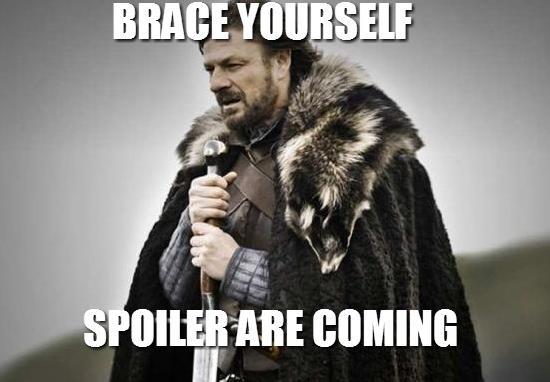 Un meme di game of Thrones
