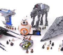 I set LEGO più belli a tema guerre stellari