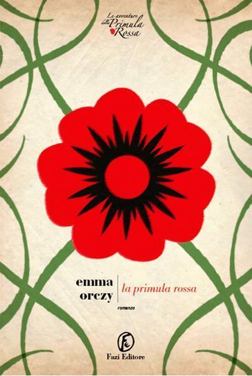 La copertina di La primula rossa