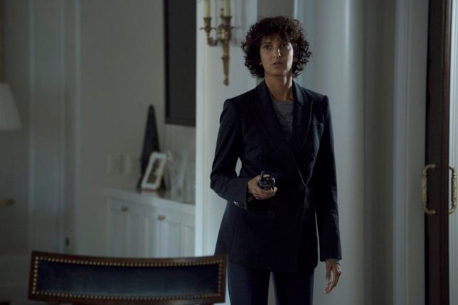 Il finalizzatore dell'episodio 05X04 di The Blacklist