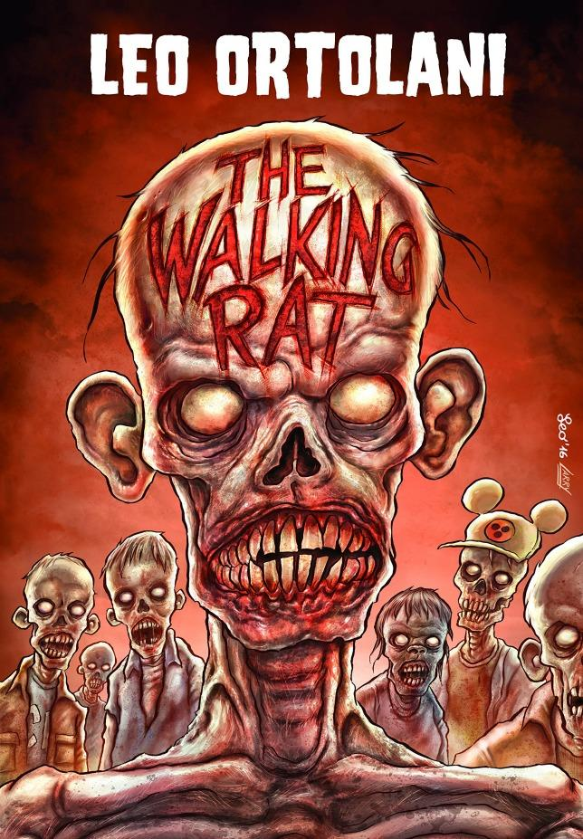 La copertina di The Walking Rat