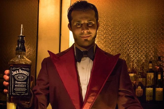 Il barista di Room 237