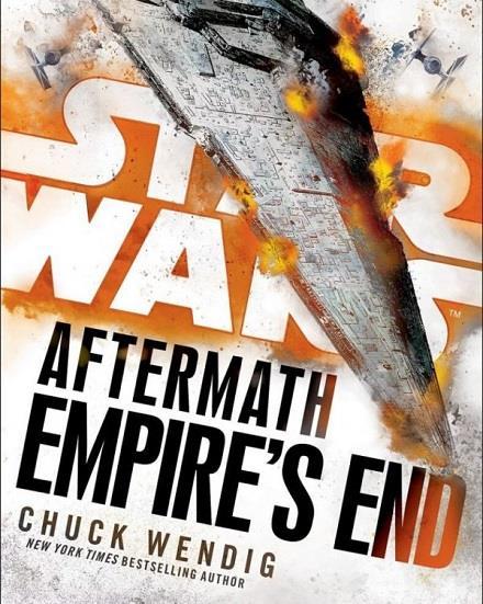 La copertina di Aftermath
