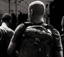 Il poster di Ore 15:17 - Attacco al treno