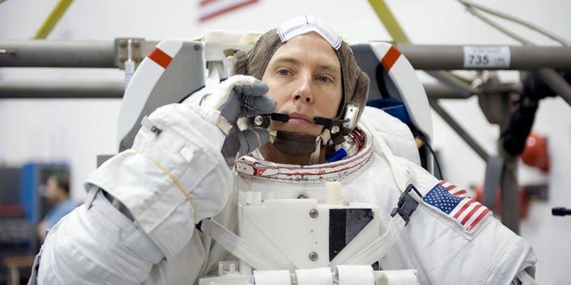Drew Feustel, comandante della Stazione Spaziale