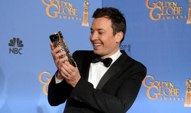 Jimmy Fallon ai Golden Globe