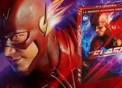 La quarta stagione di The Flash in DVD