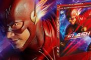 La quarta stagione di The Flash in DVD