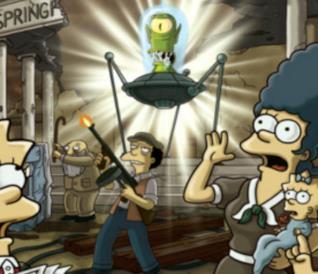 I Simpson: Ultimatum alla stupida terra