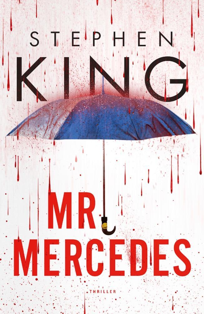 Mr. Mercedes, la copertina