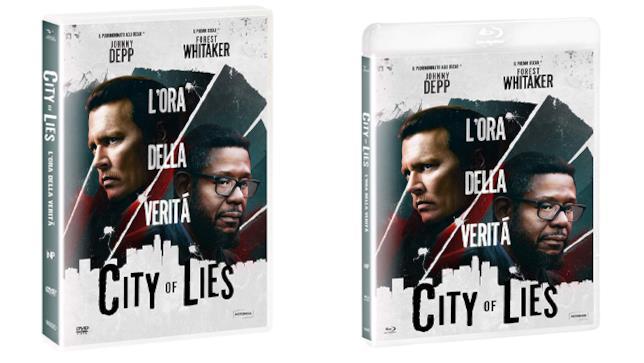 City of Lies - Home Video - DVD e Blu-ray