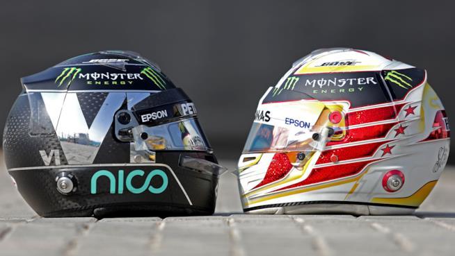 Un'immagine promozionale di F1 2017